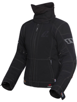 Women's Textile Jacket Rukka FLEXINA