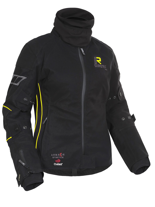 Women's Textile Jacket Rukka ORBITA